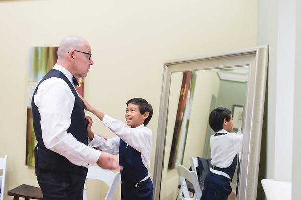 Scott + Dallas Wedding