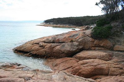 Honeymoon: Freycinet, Tasmania