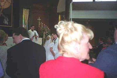 Scott & Michelle's wedding: 5/21/01