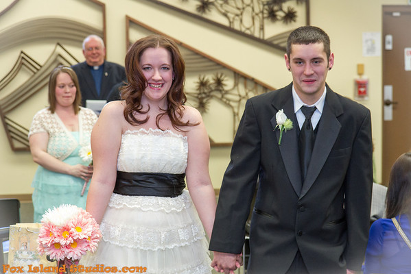 Scott and Amanda Boyd Wedding in Spokane WA