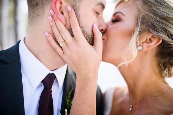 Scott and Caitlin Wedding