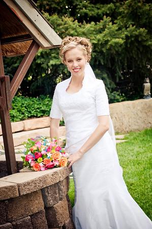 Reception Bride/Groom Portraits