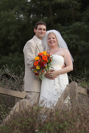 Scott and Denise Wedding