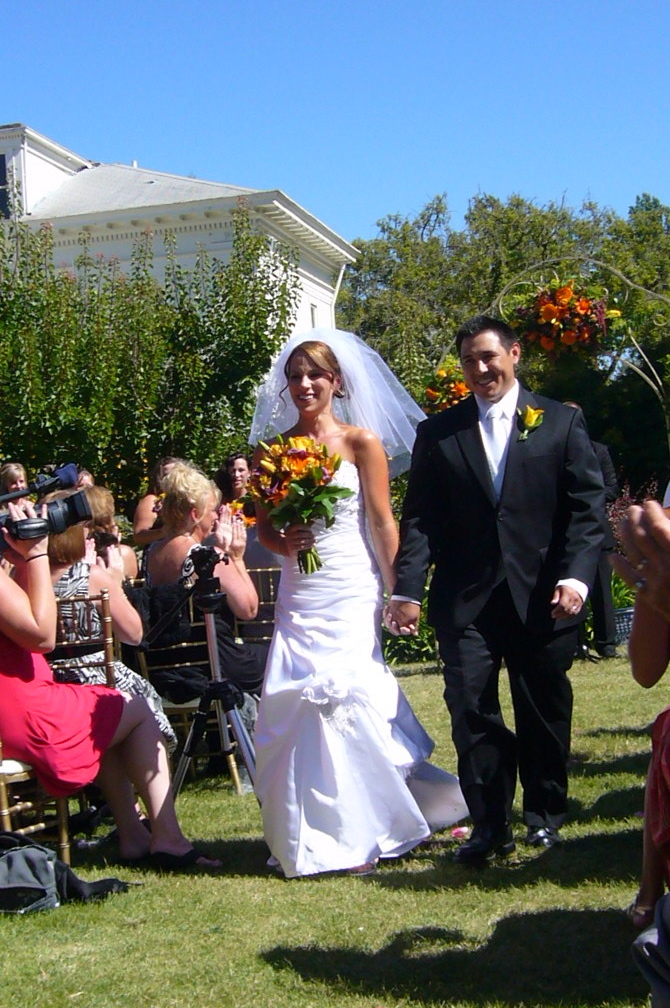Scotty and Kacey's wedding