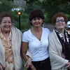 Grandmothers and aunts at the wedding