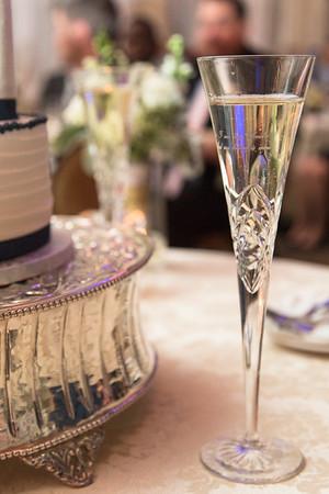 Classic Richmond Wedding Reception at John Marshall Ballrooms