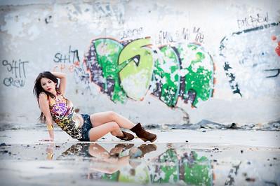Sedinta foto pentru www.bocane.ro Model: Alexandra Apostol