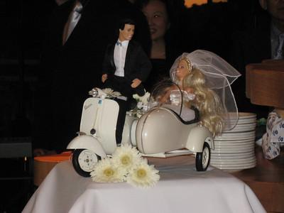 Sept 2006 - Ken and Sam's Wedding