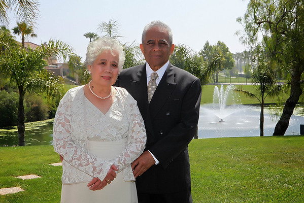 Serafin&Primativa's 50th Wedding