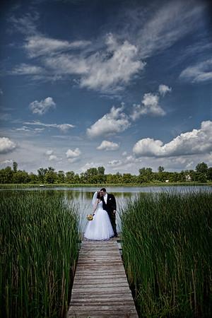 Seth & Angie Wedding