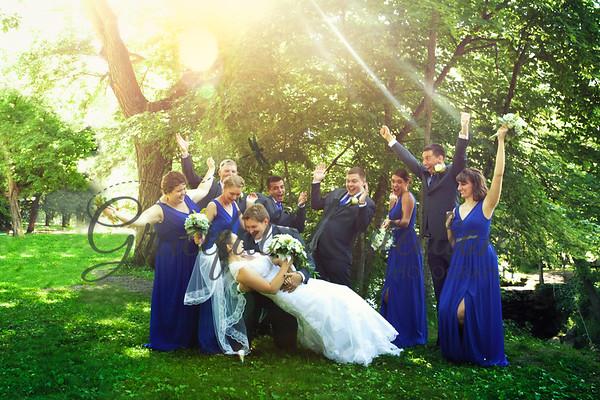 Amber & Seth Wedding