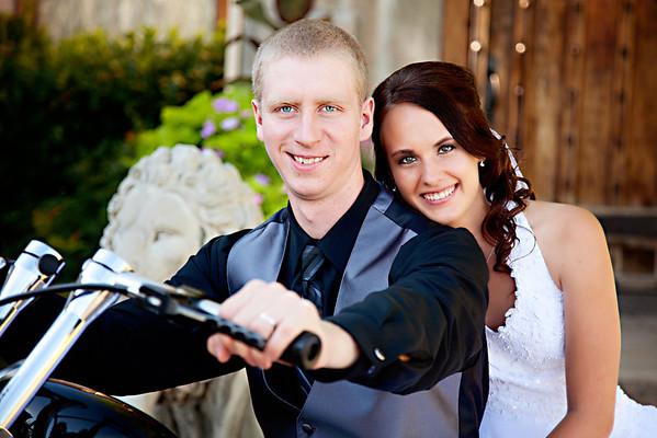 Seth & Lynzie Wedding