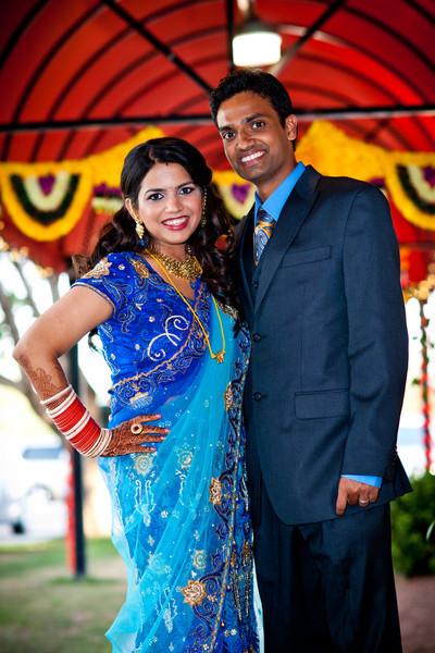 Setika + Santhosh Reception