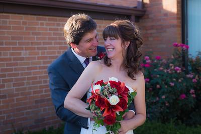 Jim and Kathy Wedding