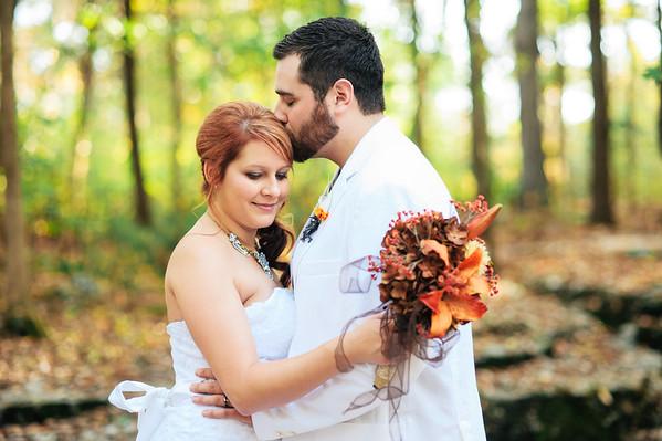 Shae and Jeremy Wedding