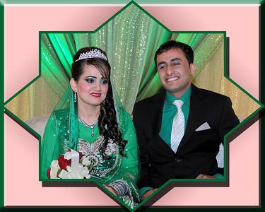 Shagofa Sarazai & Kalilullah