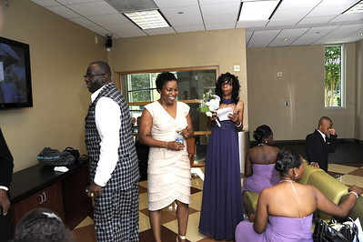 Shaketha & Eldridge Wedding
