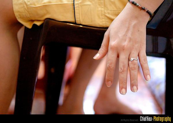 Shane's precious ring