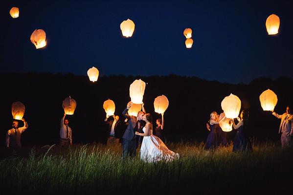 Shane + Kiley Wedding