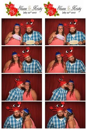 Shane & Kristy - July 22, 2017