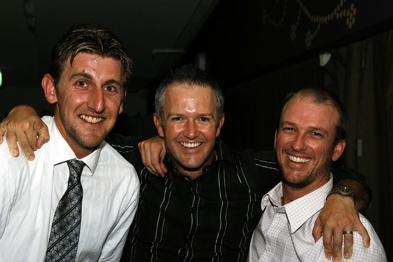 Mat, Justin and Danny.