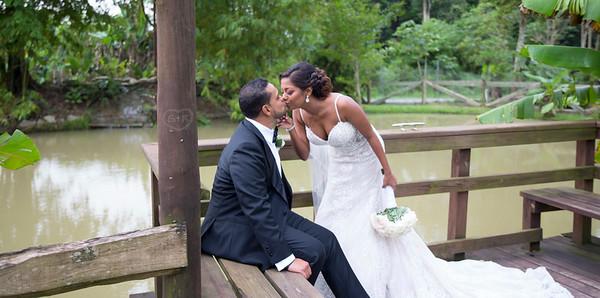 Shanna & Robert Wedding