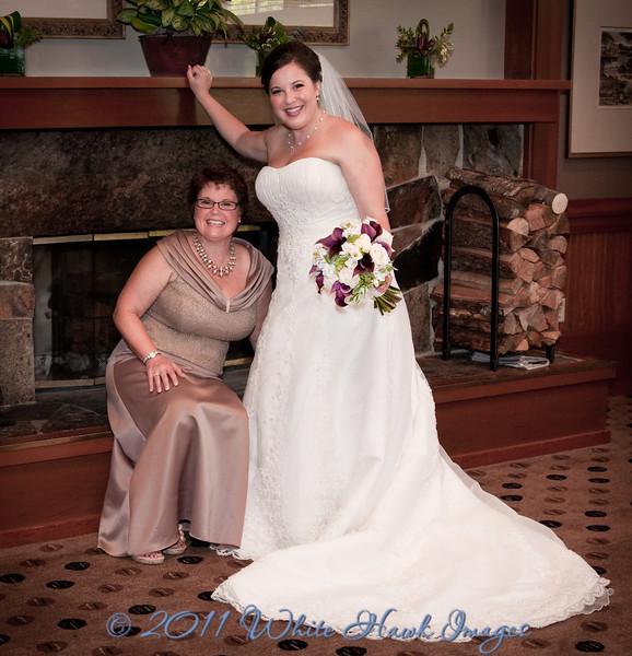 Shannon & Glen's Wedding at Salish Lodge