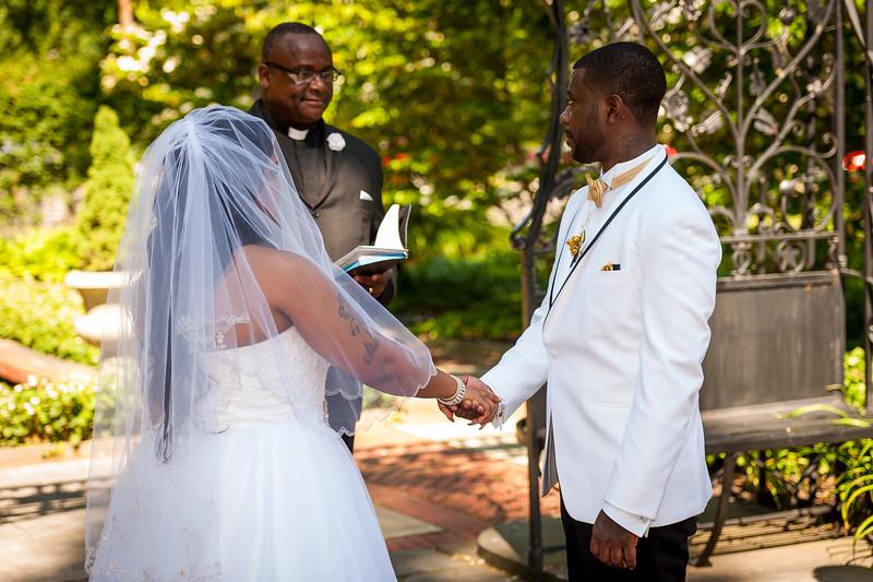 Sharhonda & Tim wedding