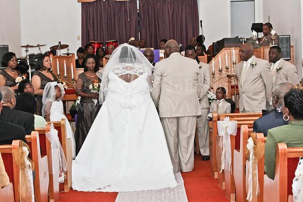 Chesapeake Wedding Photography - Bethlehem COGIC