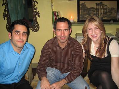2006_11_10 Sharon & Brian Wedding Eve Dinner