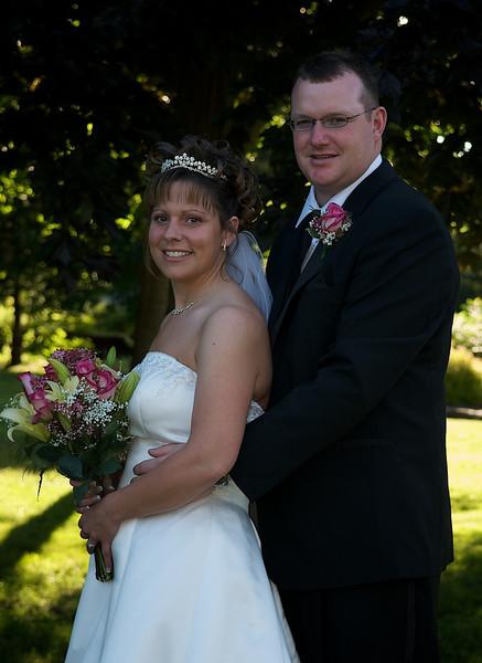 Sharon and Preston 2008