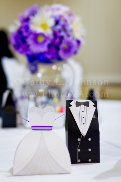 Norfolk Wedding Photography - Vista Point Center at Norfolk Naval Base