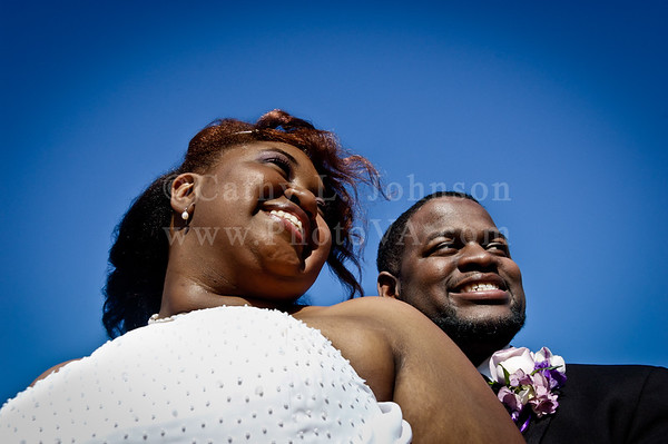 Sharron + Reggie: Norfolk Wedding Photography