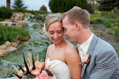 Shauna & Alex {wedding day}