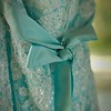 Alice's custom made dress details