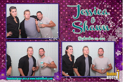 Shawn and Jessica's Wedding