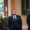Shea & Doug Smith's wedding day at Holy Cross Catholic Church and at their home in Kernersville, North Carolina