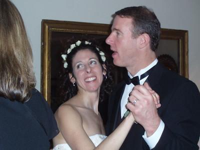 Shelley and Michael's wedding weekend