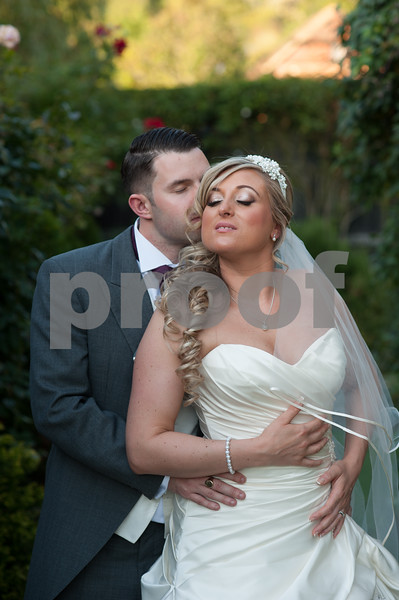 Shelley and Paul Gasson