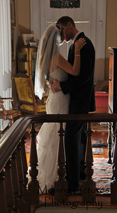 Shelley & Matt at Promont House Museum