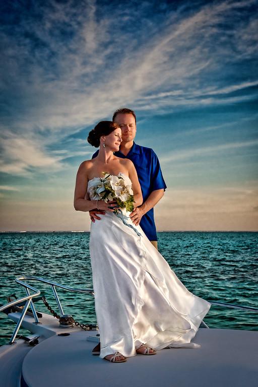 Sheri & Paul - Wedding - Belize - 15th of February 2017
