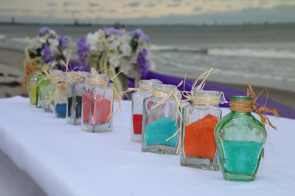 Sherri and Lorne's images from Cocoa Beach Ceremony!!!