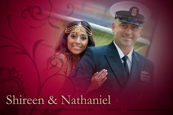 Shireen & Nathaniel