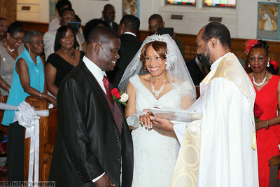 Shirley & Kenneth's Wedding