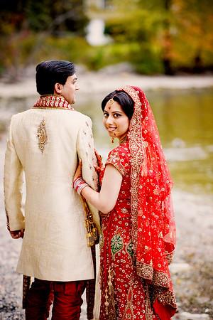 Shruti + Sanjay
