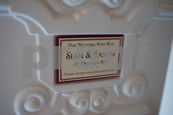 Sian and Jason