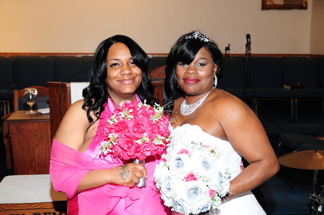 Mike & Silva James Wedding May 3, 2014 318