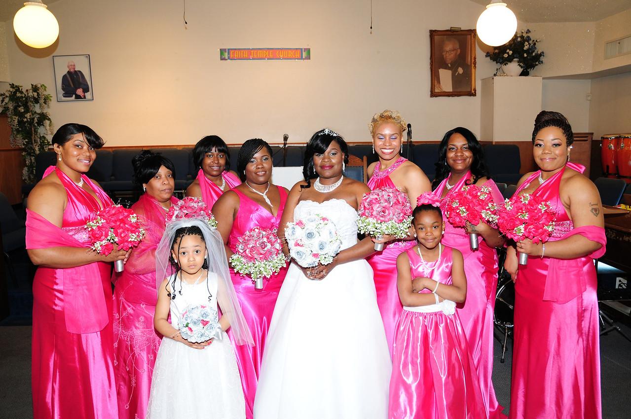 Mike & Silva James Wedding May 3, 2014 322