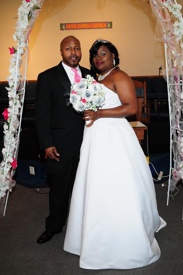 Mike & Silva James Wedding May 3, 2014 304