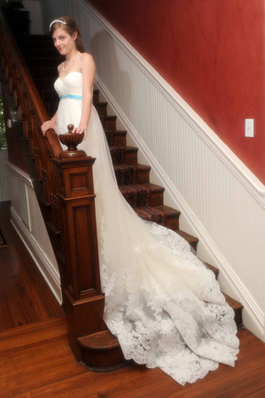 Katie's Bridal Portrait